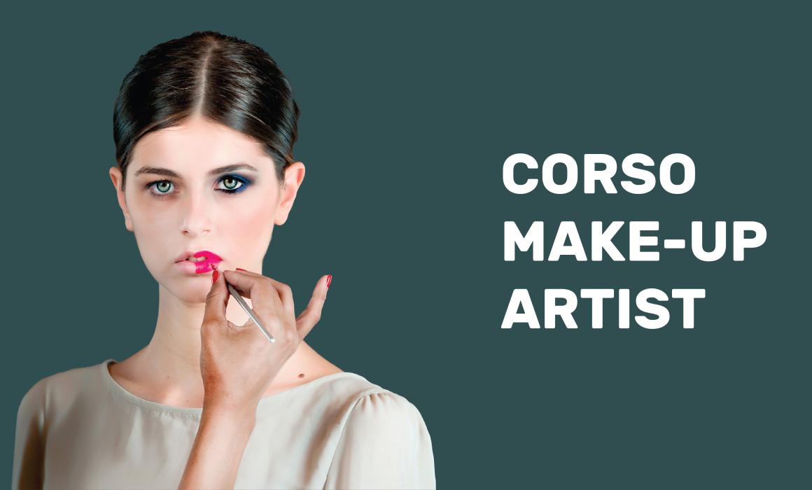 corso make up artist